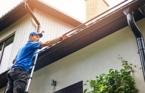 Image result for gutter cleaning