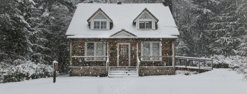 A Simple Checklist For Winterizing Your Home All