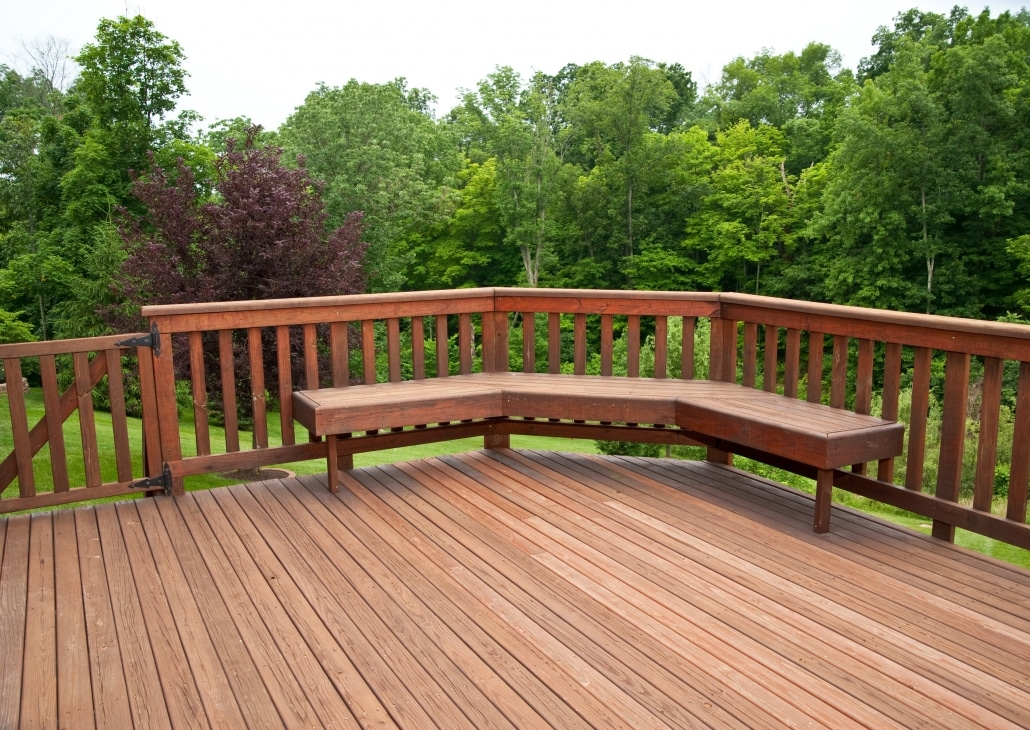 What Wood is Best for Decks