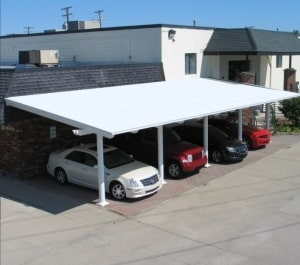 Carport installation in Wisconsin and Minnesota