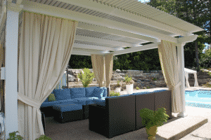 Operable Pergolas