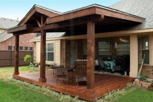 Patio Cover installation in Wisconsin and Minnesota