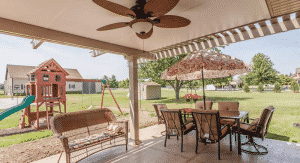 Santa Fe Patio Covers installation in Wisconsin and Richmond