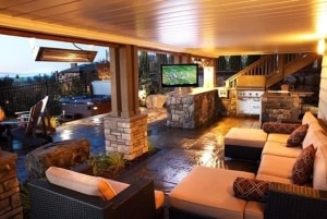 All Exteriors Outdoor Space