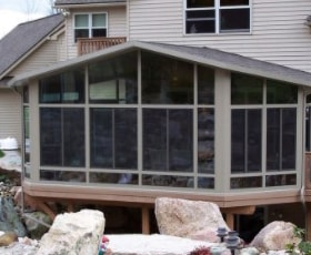 All Exteriors Sunroom